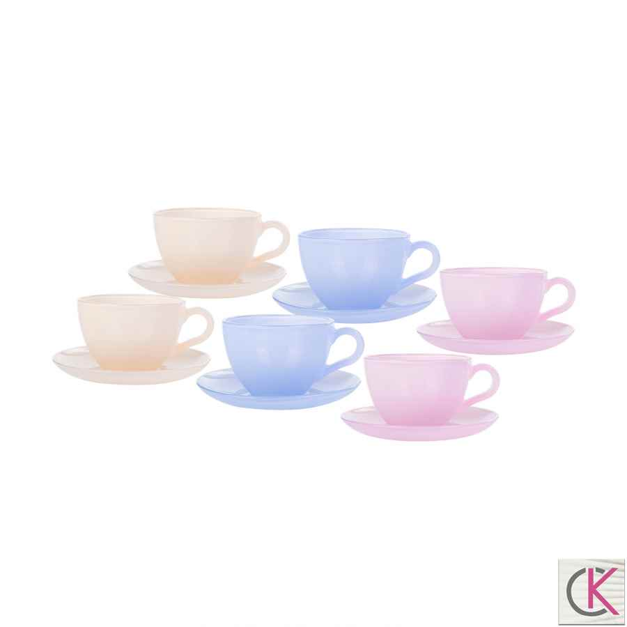 Karaca Candy 6 Kişilik Çay Fincanı