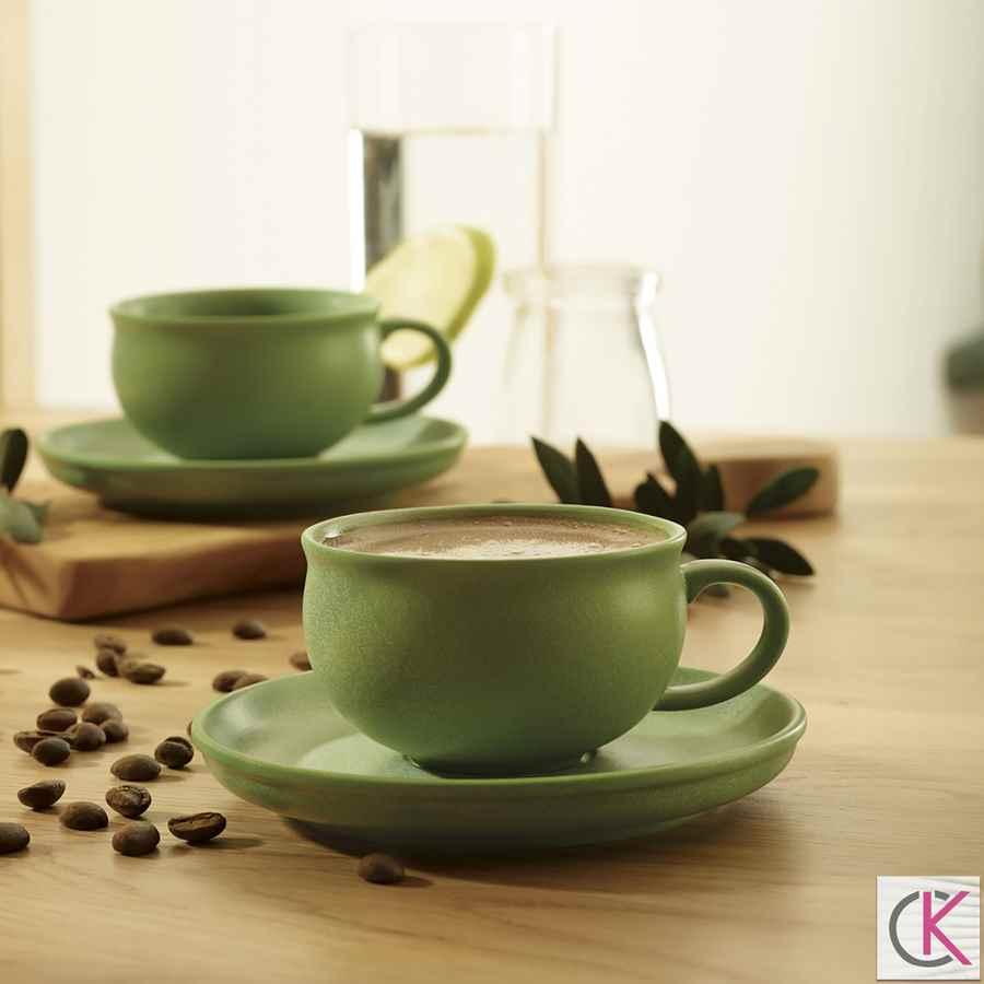 Karaca Macha 2 Kişilik Kahve Fincan Takımı