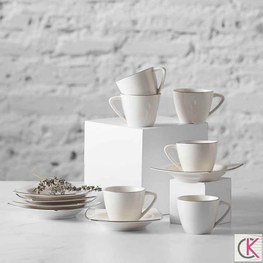 Karaca Toros 6 Kişilik Kahve Fincanı