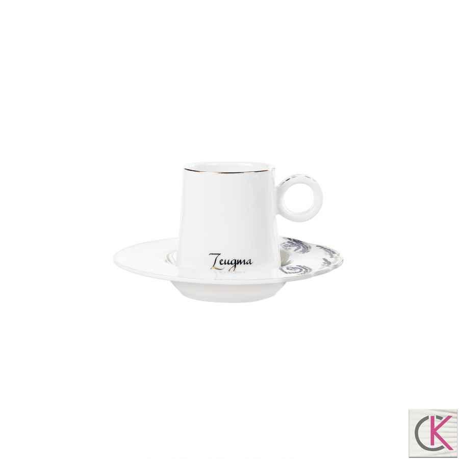 Karaca Zeugma 6 Kişilik Kahve Fincanı