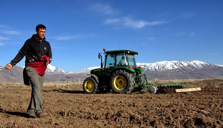 Kurdaki aşırı artış tarımı tehdit ediyor!