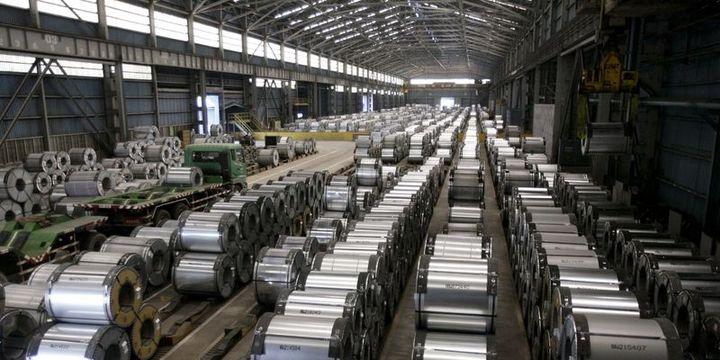 Trump'ın Yaptırımlarına Rağmen Demir Çelik İhracatı Yüzde 63 Arttı