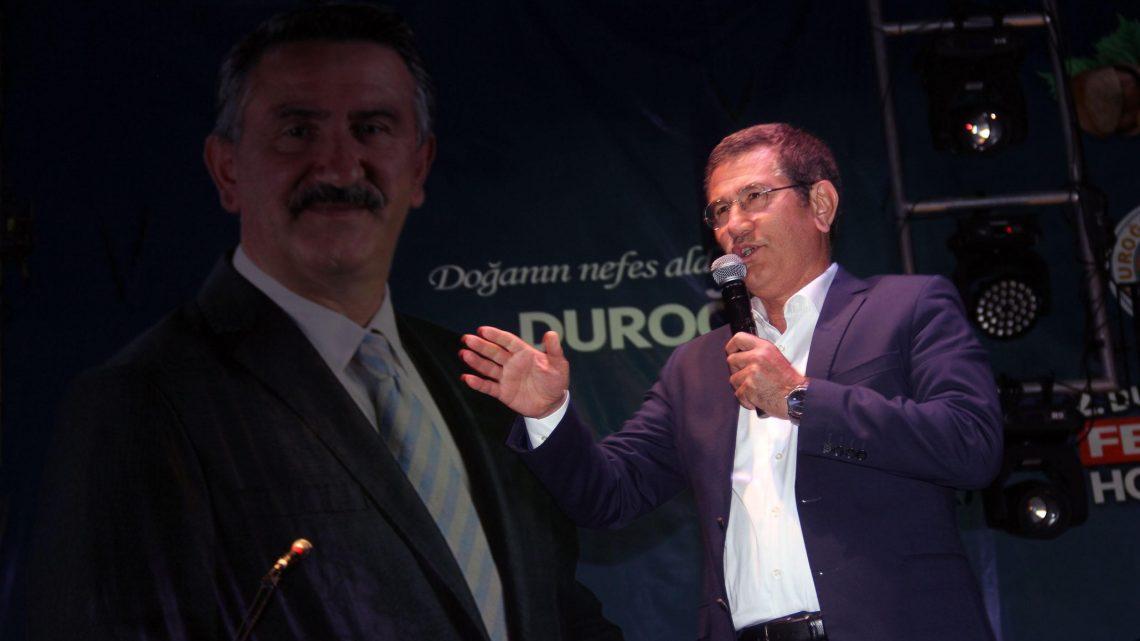 AK Partili Canikli: Fındığın fiyatı 15 liranın üzerinde olacak