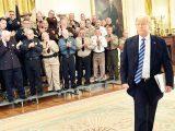 Beyaz Saray'da imzasız direniş