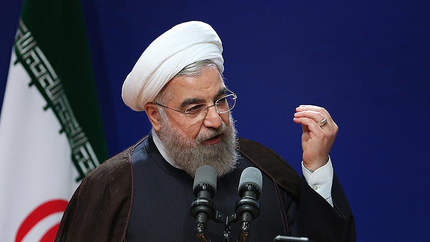 Ruhani'den Türkiye ile işbirliği vurgusu