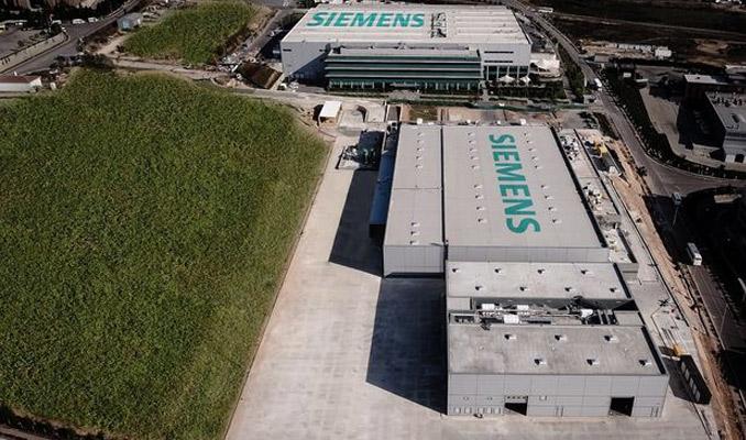 Siemens Irak'ta enerji anlaşması imzalayacak