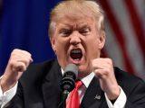 Trump alkışlanmayınca çok bozuldu