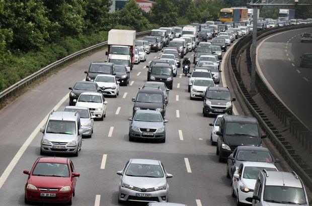 Türkiye'deki toplam araç sayısı açıklandı