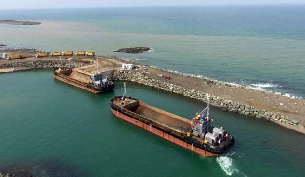 Görüşmeler başladı! Trabzon'dan Gürcistan'a gemilerle taşınacak