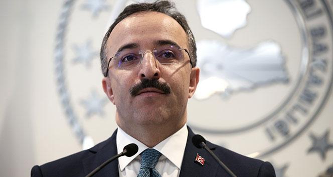 İçişleri Bakan Yardımcısı Çataklı: 'Güvenlik görevlilerimiz Ege'den geçişlere izin vermemektedir'