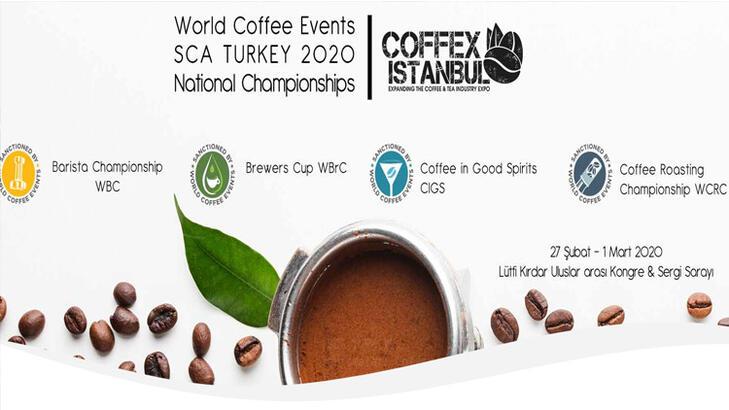 """Lütfi Kırdar'da """"Coffex"""" Kahve Festivali'ne davetlisiniz!"""