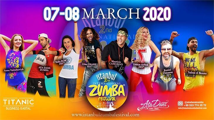 2. Uluslararası İstanbul Zumba Festivali