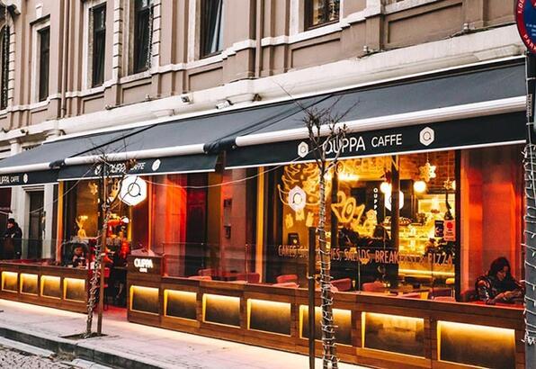 Quppa Caffe ikinci eviniz olmaya aday