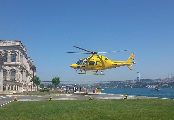 İstanbul'u havadan görmeye ne dersiniz?