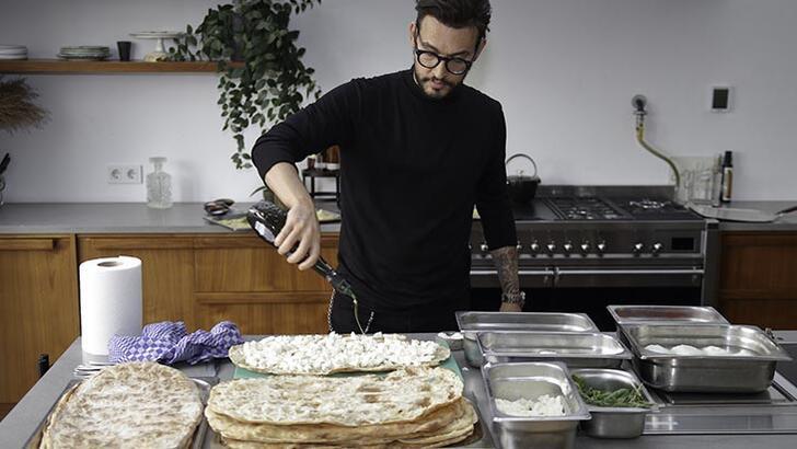 Danilo Zanna'dan TikTok'a Özel Mutfak Sırları